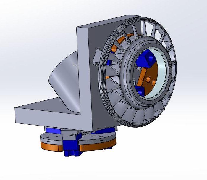 Cad Design Concept Robot Gripper