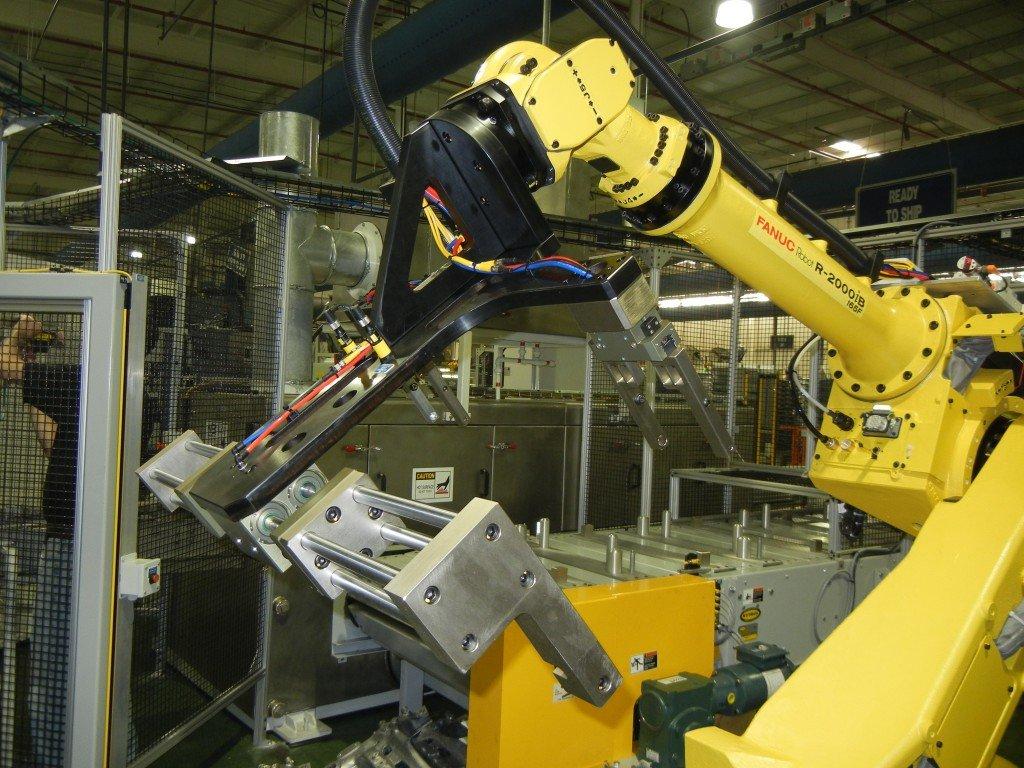 Robotic Integrator KY