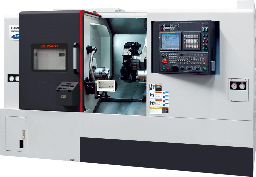 Samsung Sl 25 500 Meredith Machinery
