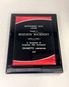 Okamoto-distinguished-sales-award-Meredith-Machinery