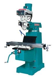 Clausing Knee Mill meredith machinery